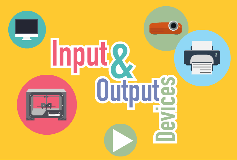 link to input and output devices game