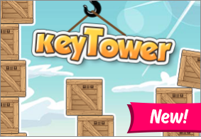 link to key tower game