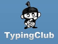 link to typing club game