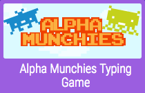 Link to alpha munchies game