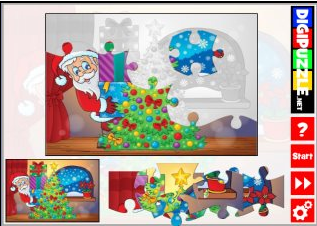 link to christmas puzzle game