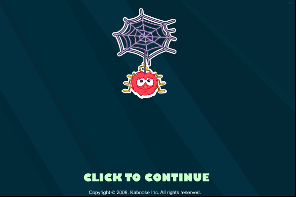 link to spider typing game