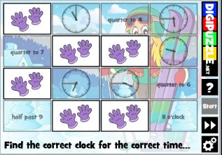 link to time typing game