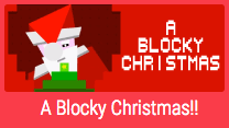 link to a blocky christmas game